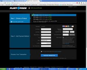 F4F member registration