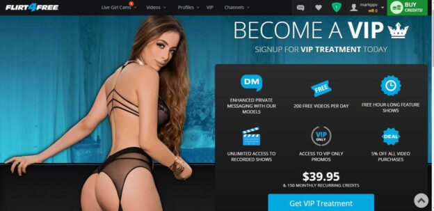 How to join or cancel Flirtforfree VIP membership
