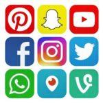 Follow cam girls on social media