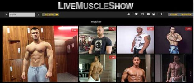 Find the hot gay men to masturbate with on cams